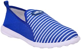 Women casual shoe JSH-Belly_Blue White colour