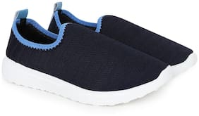 Fuel Women Navy Blue Casual Shoes
