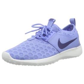 Nike Women Walking Shoes ( Blue )