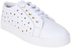 Womens Berry Fashionable Casual Shoes For Women