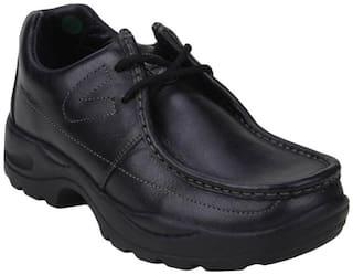 Woodland Men G 4035 Black Casual Shoes