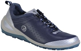 Woodland Blue Casual Shoes For Men