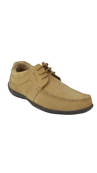 Woodland Men 0592108 Camel Casual Shoes