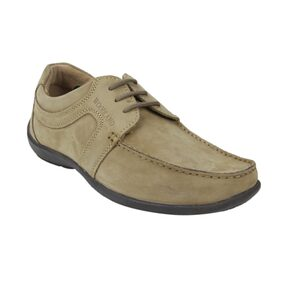 Woodland Men 0592108 Khaki Casual Shoes