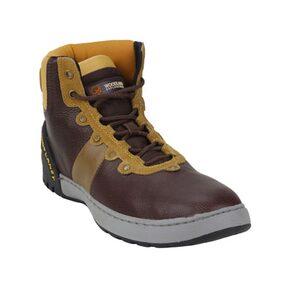Woodland Men 1224112 Dark Brown Boots