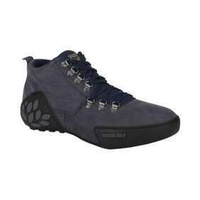 Woodland GC 1869115 NAVY Lifestyle Navy Casual Shoes