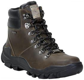 Woodland Men's Green Outdoor Boots