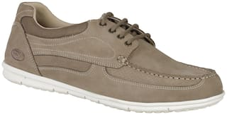 Woodland Men Khaki Casual Shoes - GC 2567117 - GC 2567117 KHAKI
