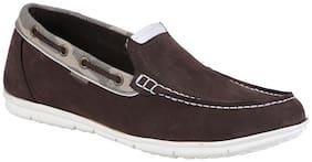 Woodland Men Brown Loafer