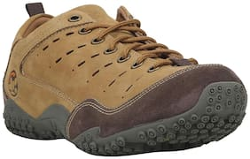 Woodland Men's Brown Sports Shoes