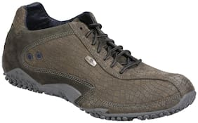 Woodland Men GC 0572108CMA OLIVE GREEN Casual Shoes