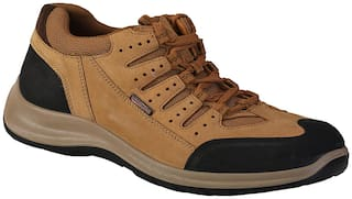 Woodland Men's Brown Casual Shoes