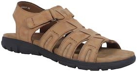 Woodland Men Brown Sandals