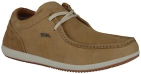 Woodland Men GC 1252113 Copper Casual Shoes