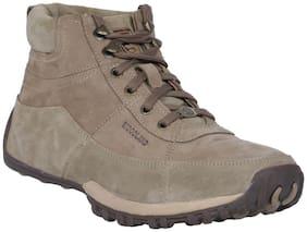 Woodland Men's Brown Outdoor Boots