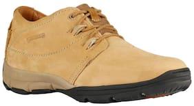 Woodland Men Tan Casual Shoes