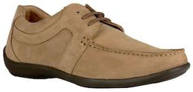 Woodland Men GC 0592108 Khaki Casual Shoes