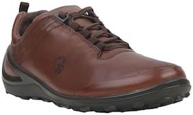 Woodland Men Brown Casual Shoes - Ogc 1504114 Brown