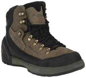 Men Green Outdoor Boots