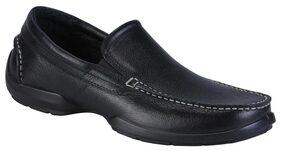 Woodland Men Black Formal Shoes