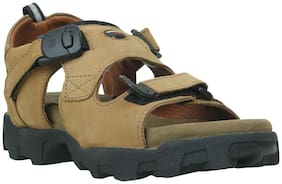 Woodland Men GS 4011CMA Copper Sandals & Floaters