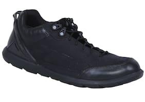 Woodland Men GC 2338116 Black Casual Shoes