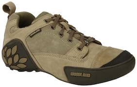Woodland Men's KHAKI Casual Shoes