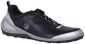 Woodland Men OGC 149611 Black Casual Shoes