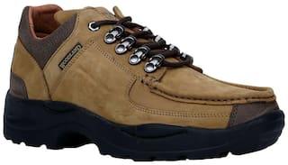 Woodland Men G 4092WSA Copper Casual Shoes