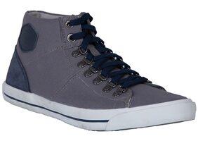 Woodland Men Grey Sneakers - Gb 2543117c