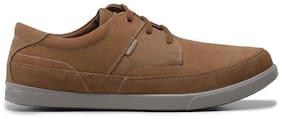 Men Beige Casual Shoes