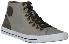 Woodland Men Green Sneakers - Gb 2543117c