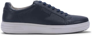 Woodland Men Navy Blue Casual Shoes - GC 2509117 NAVY