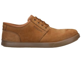 Woodland Men Beige Casual Shoes - OGC 3301119 - OGC 3301119 CAMEL