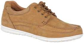Woodland Men Brown Casual Shoes -