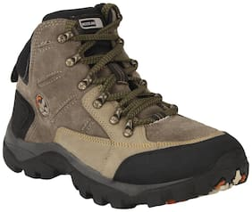 Woodland Men GB 1207112 Khaki Boots