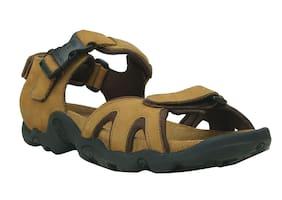 Woodland Men GD 1344113 CAMEL Casual Sandal