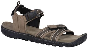 Woodland Men GD 2665117 KHAKI Casual Sandal