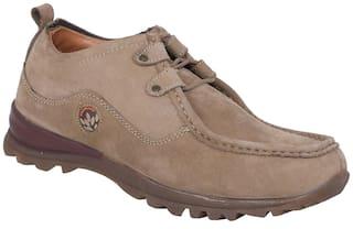 Woodland Men OGC 033310 Khaki Casual Shoes