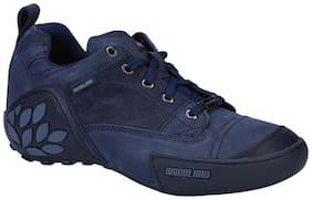 Woodland Men Blue Casual Shoes