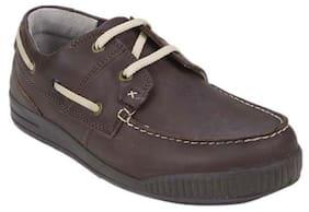 Woodland Men 1499114 Dark Brown Casual Shoes