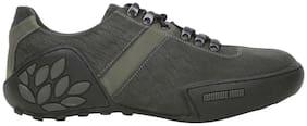 Woodland Men GC 1120111 Black Casual Shoes