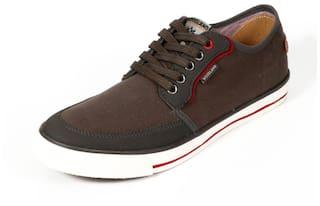 Woodland Men Grey Sneakers