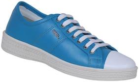 Woodland Men Blue Sneakers