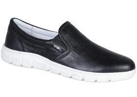 Woodland Men Black Casual Shoes