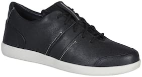 Woodland Men Black Casual Shoes -