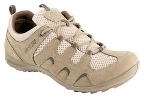 Woodland Outdoor Khaki Casual Shoes