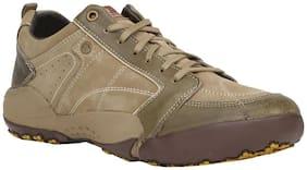 Woodland Men's Beige Outdoor Boots