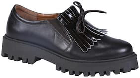 Woodland Women's DBROWN Casual Shoes
