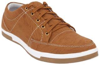 WOYAK Men Beige Casual Shoes - WOYAK1